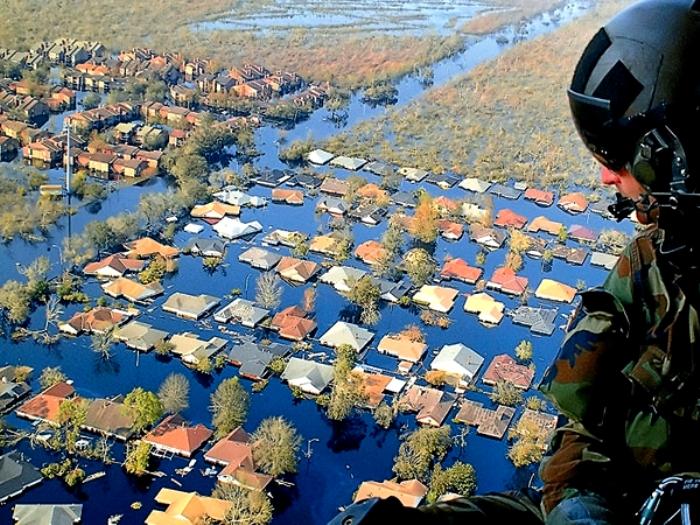 Использование климатического оружия привело к трагедии. /Фото: popmeh.ru