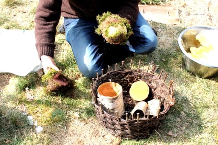 Эксперимент по созданию «болотного масла» 21 века. /Фото: fontegro.com