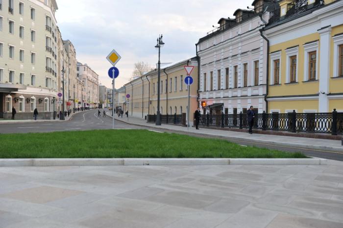 Красивая историческая улица столицы. /Фото: fabrika-gotika.ru