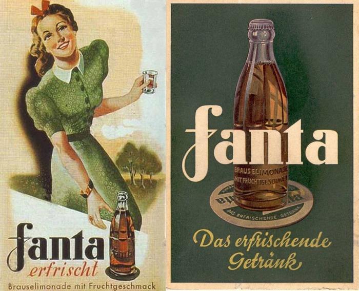 Немецкий ответ «Coca-Cola». /Фото: anews.com