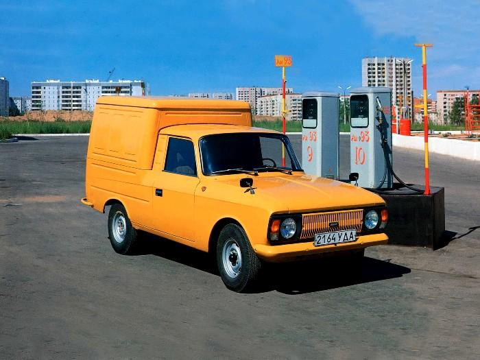 Когда-то эта машина была почти в каждом дворе. /Фото: kolesa-uploads.ru