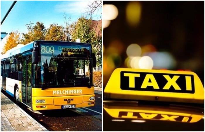 На автобусе ездят только те, у кого на машину или такси нет денег - уже не аргумент. /Фото: zagranportal.ru, zr.ru