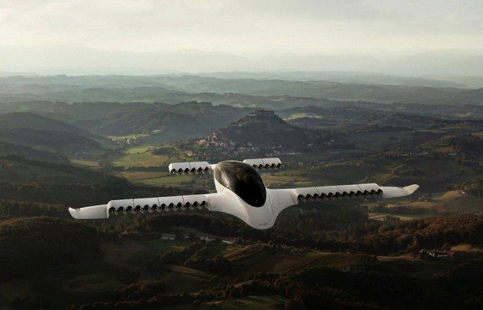 36 двигателей на 5 пассажиров: зачем в концепте воздушного такси настолько много моторов