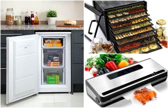 «Свежие» технологии: 6 полезных гаджетов для хранения продуктов