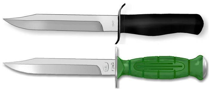 Сравнение НР-40 и НР-43. /Фото: wikipedia.org