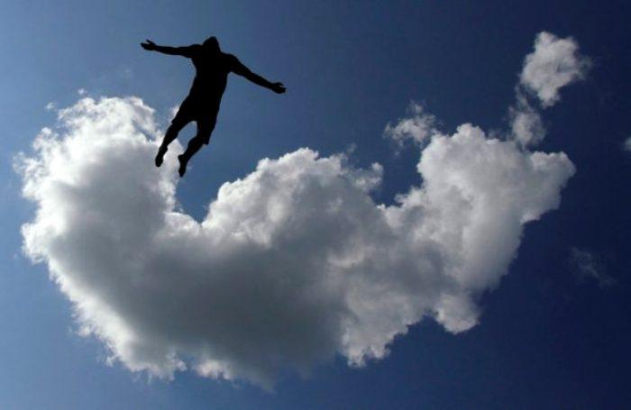 Увы, но люди сами не летают. /Фото: theecology.ru