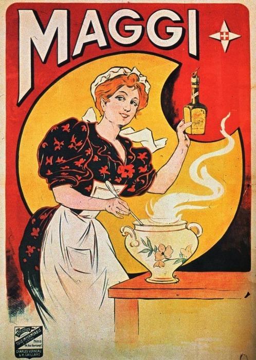 Бульоны от «Maggi» до сих пор популярны. /Фото: anews.com