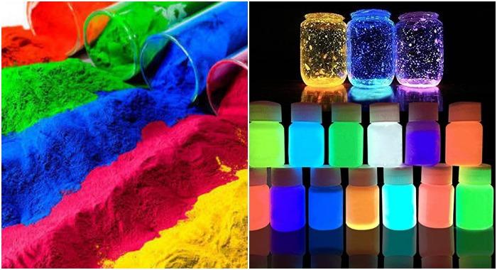 RGB-красители разные бывают - съедобные и нет. /Фото: indiamart.com, amazon.com