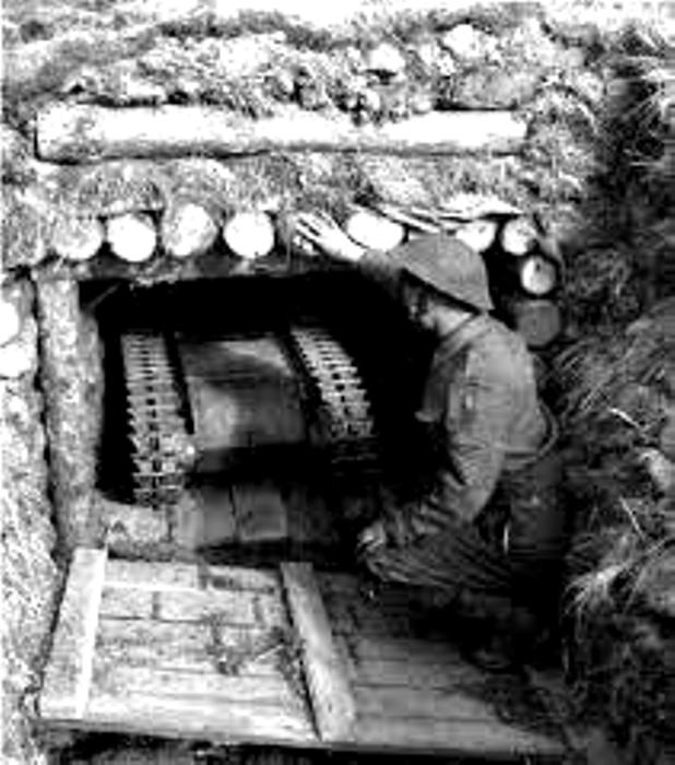 Небольшие мины было несложно спрятать. /Фото: livejournal.com