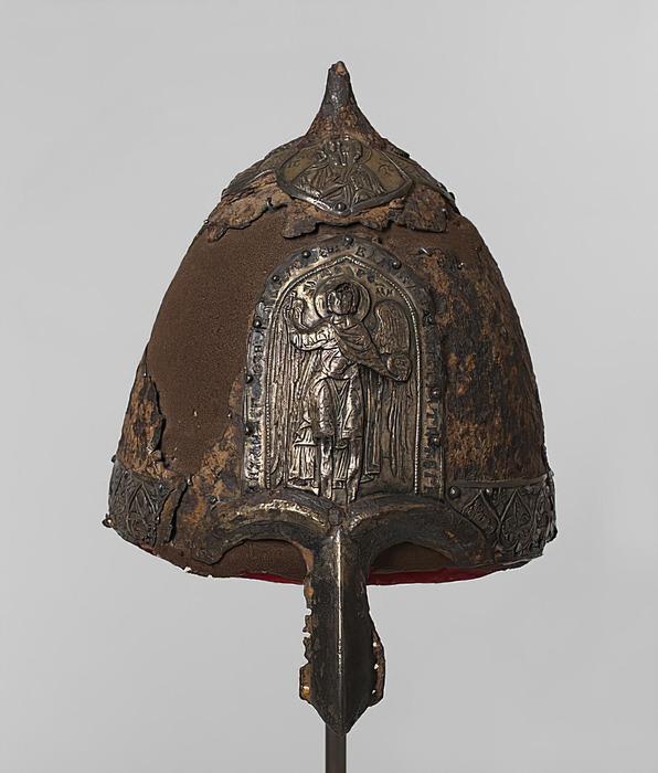Шлем, которому больше 800 лет. /Фото: bm.digital