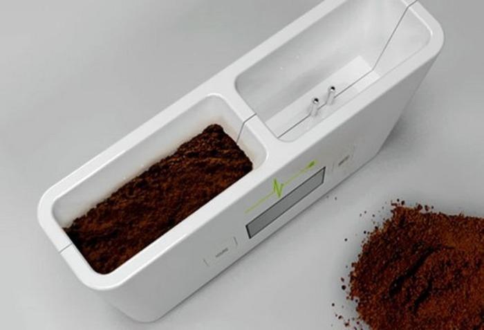 Для работы органических часов нужна всего лишь земля. /Фото: vilingstore. net
