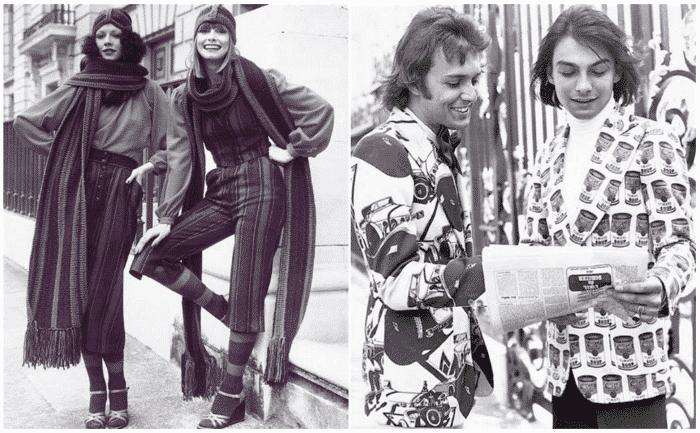 Главным источником модных вещей для советского человека были заграничные вещи. /Фото: my-cccp.ru