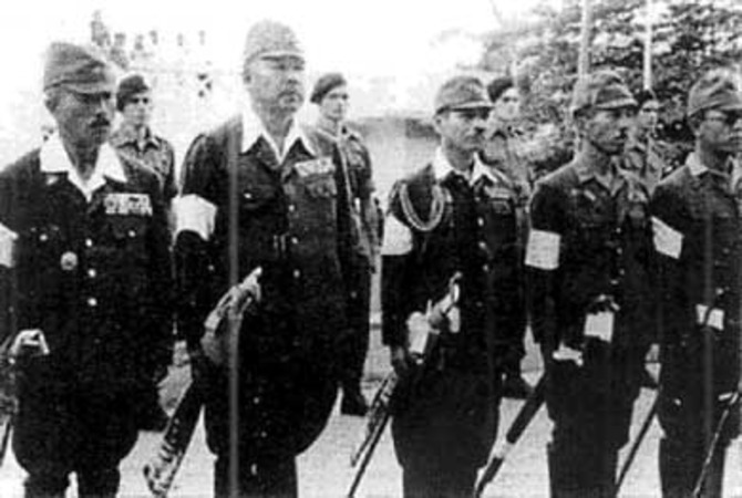 Японские солдаты были дисциплинированными и подготовленными. /Фото: e-reading.club