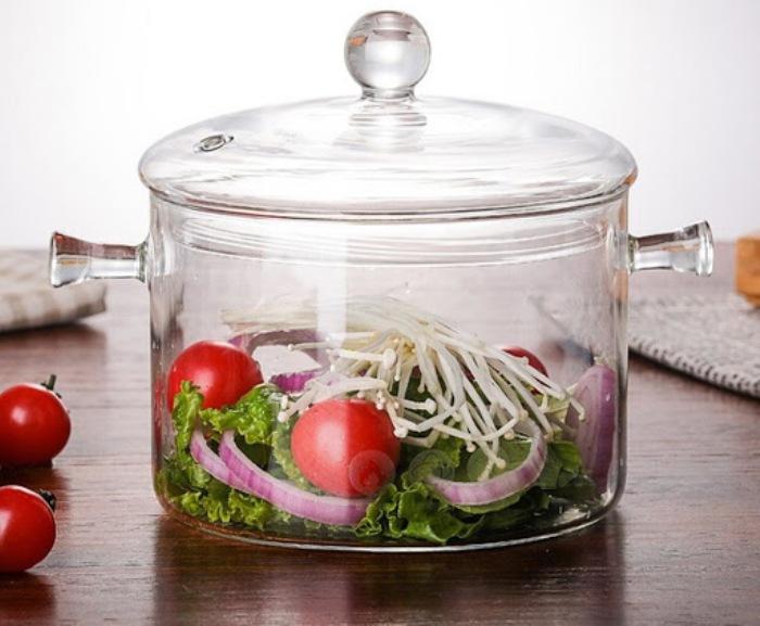 Посуда, с помощью которой можно следить за процессом готовки. /Фото: berkem.ru