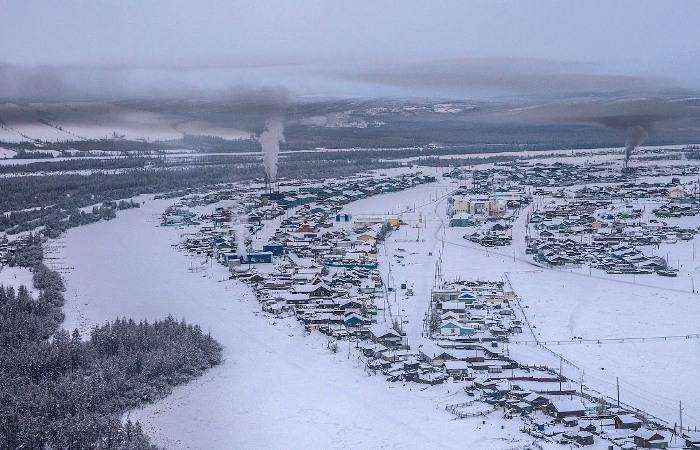 Пожалуй, один из самых суровых по климату городов на планете. /Фото: varlamov.ru