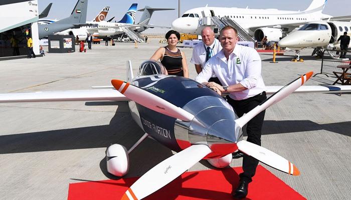 Пока что возможности самолёта довольно скромные. /Фото: socportal.info