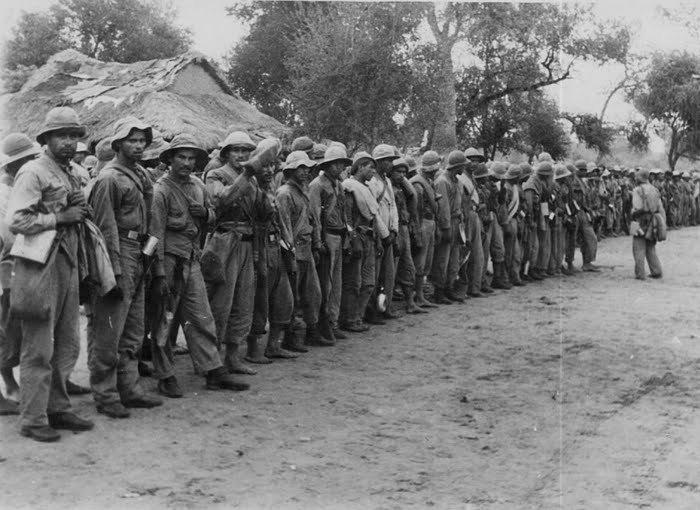 Солдаты армии Парагвая. /Фото: Wikipedia.org
