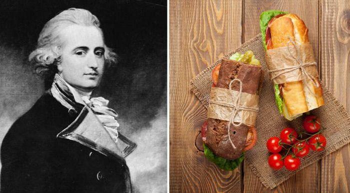 Граф Сэндвич был фанатичным картежником. /Фото: ochevidets.ru
