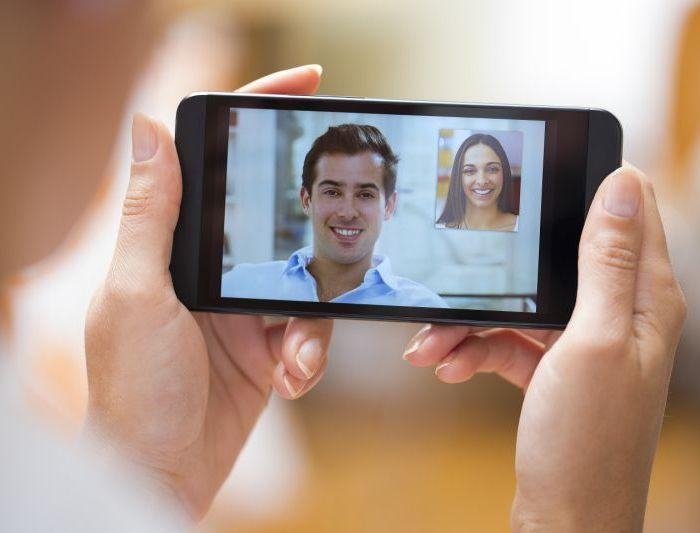 Видеосвязь по небольшому телефону стала реальностью. /Фото: v-mire.net