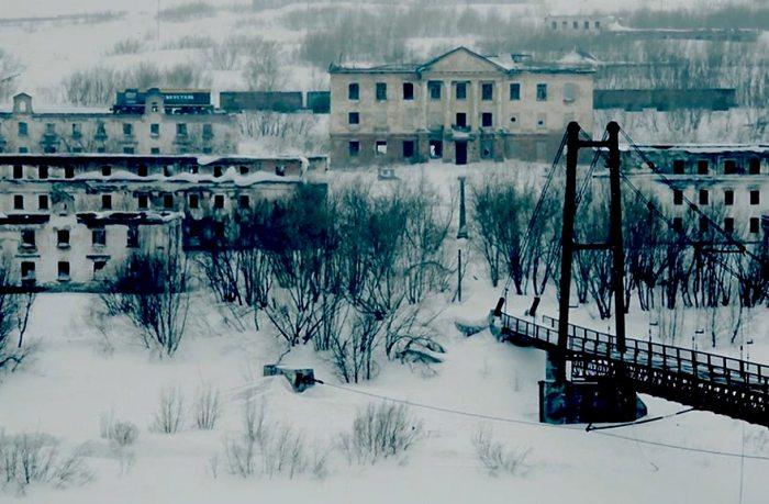 Пожалуй, самый известный российский вымирающий город. /Фото: bbc.com