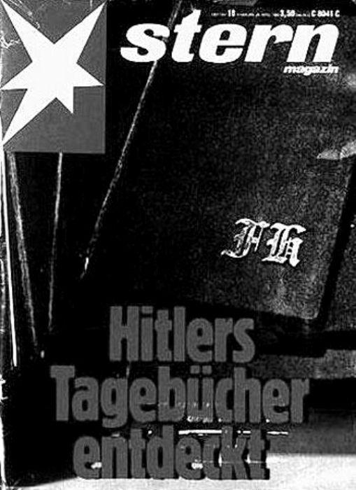 Обложка того самого журнала Stern. /Фото: izpannoe.com