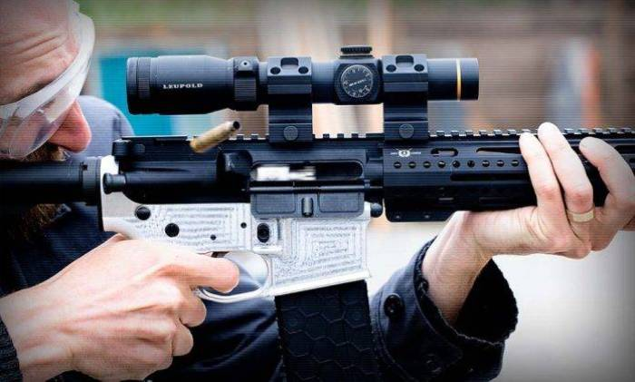 Контроль за оружием должен быть постоянный и жёсткий. /Фото: topwar.ru