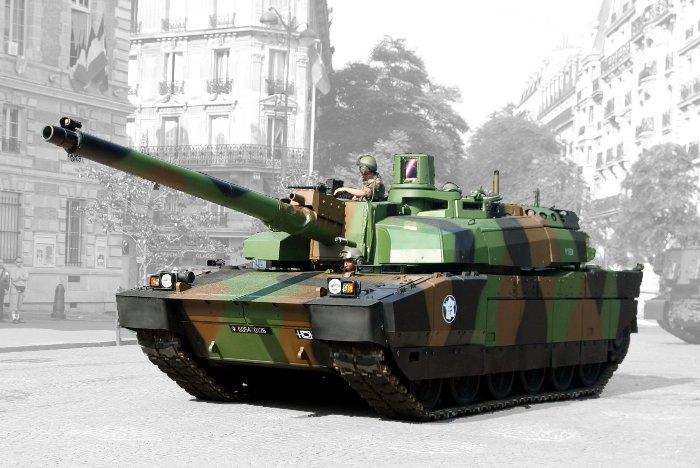 Отзывы о французской бронемашине довольно неоднозначны. /Фото: wikipedia.org