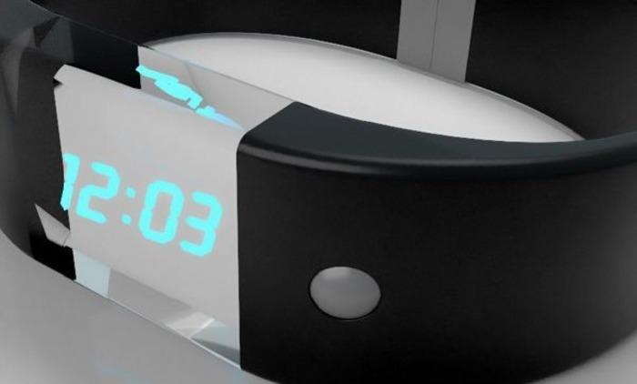 Часы сами показывают время в нужном месте. /Фото: mobiledevice.ru