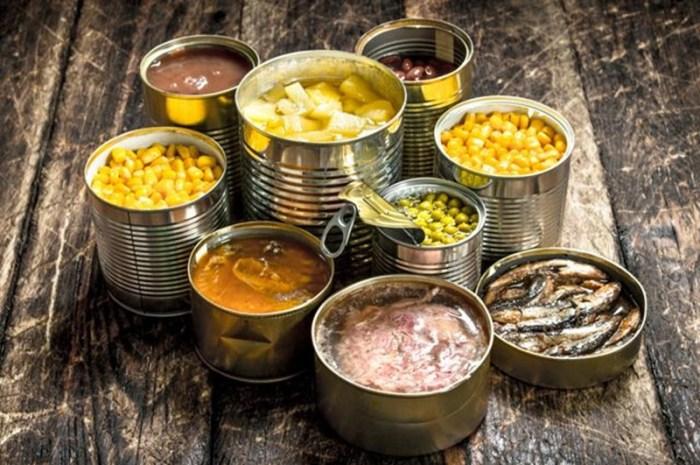 Консервы - универсальная вещь в условиях, непригодных для приготовления пищи. /Фото: 24zdrave.bg