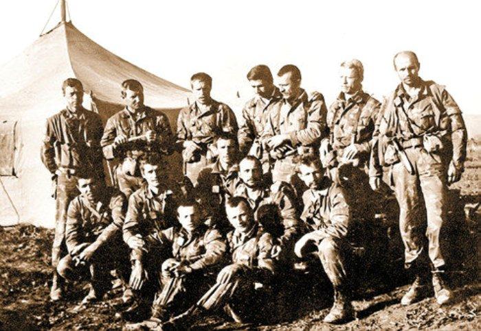 Советские солдаты в Афганистане, которые имели на вооружении НР-43, 1984 год. /Фото: livejournal.com
