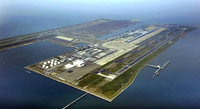 Сейсмостойкий аэропорт на японских островах. /Фото: zizuhotel.ru
