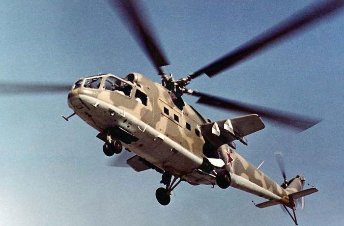 Ми-24 имеет впечатляющий послужной список. /Фото: alternathistory.com
