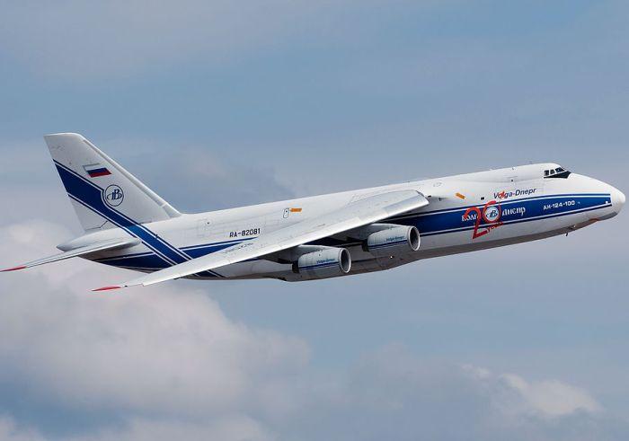 В последние годы Ан-124 начал сдавать позиции. /Фото: Wikipedia.org
