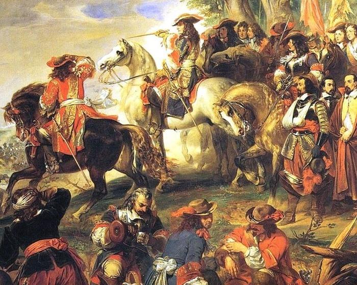 После реформ армия Людовика XIV стала образцовой. /Фото: armflot.ru