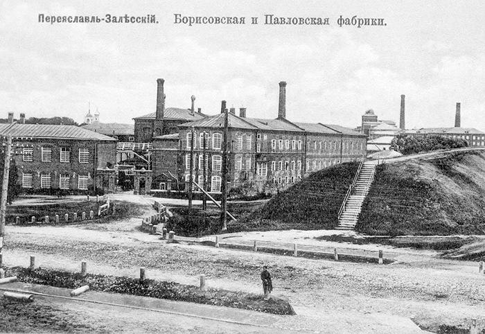 Одна из старейших ткацких фабрик Российской империи. /Фото: zalesye.ru