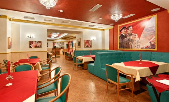 Все равно, на банкет в ресторане талонов не хватило бы. /Фото: igenplan.ru