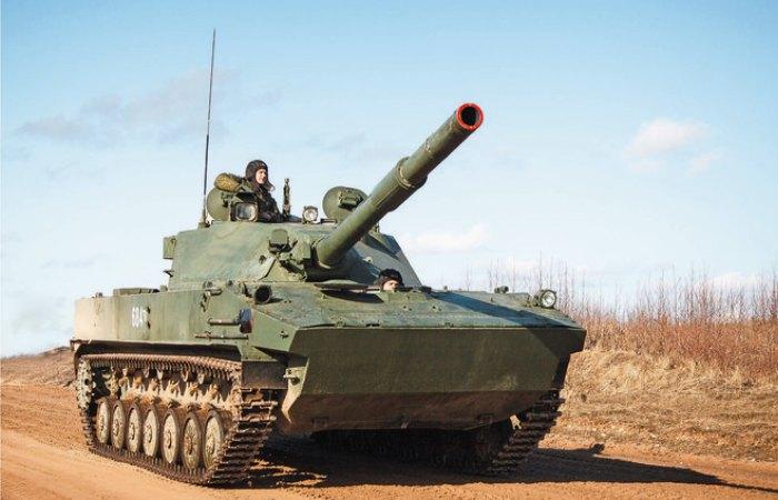 Нелёгкая судьба небольших танков. / Фото: oruzhie.info