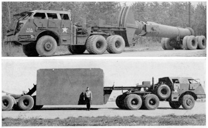 Транспортировка американского орудия занимала меньше времени, чем других гигантов. /Фото: popmech.ru