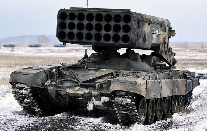 Вторая чеченская война сделала «Буратино» известным на весь мир. /Фото: wikipedia.org