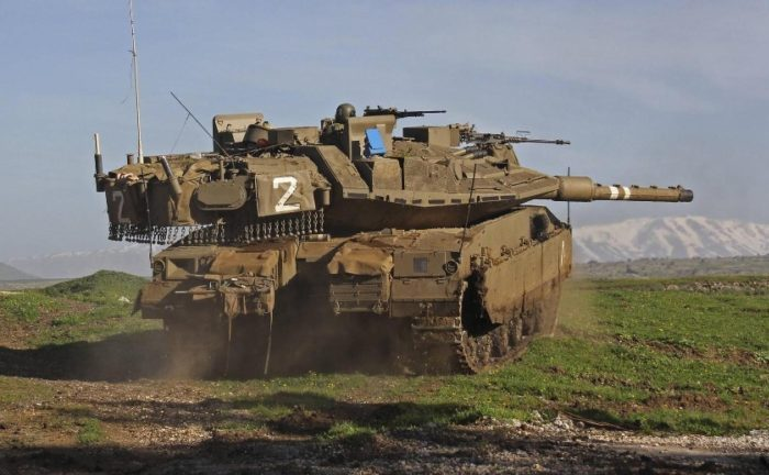 Лёгкие танки вдохновили Израиль на создание танка-робота. /Фото: isroe.co.il