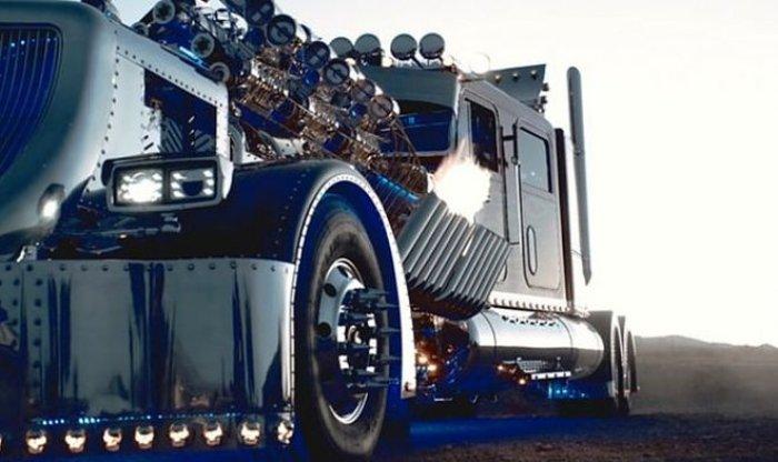 Настоящая машина-зверь. /Фото: techcult.ru