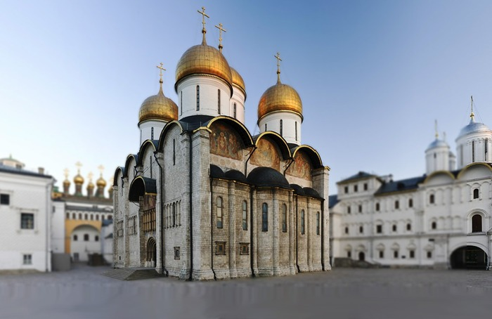 Ещё одна культовая жемчужина столицы.  /Фото: culture.ru