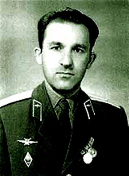 Лётчик Борис Айвазян. /Фото: rusbereza.ru