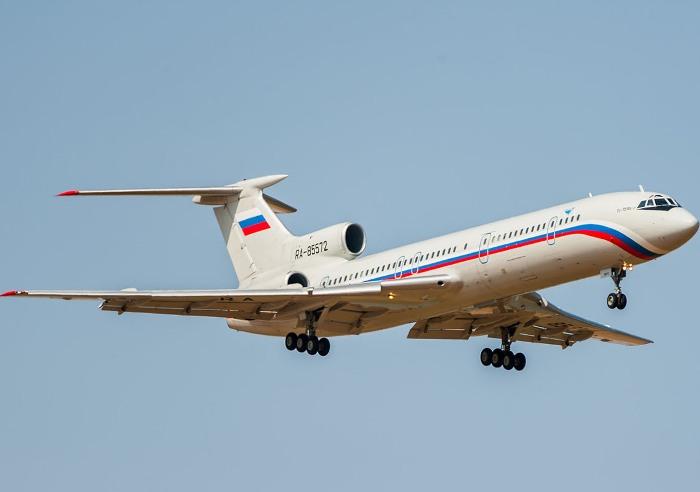 Ту-154 удовлетворял авиакомпании, и покупать новый самолёт они не горели желанием. /Фото: apostrophe.ua