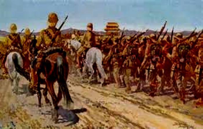Туземцы поражали французов своей выносливостью. /Фото: articaners.com