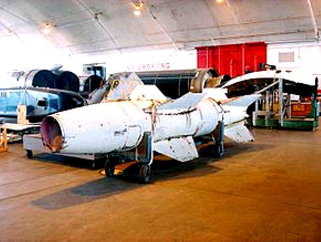 Вассерфаль в национальном музее ВВС США. /Фото: wikipedia.org