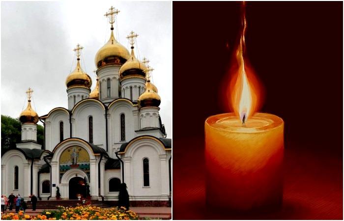 Форма называется луковичной, а похожа на свечной огонь. /Фото: rg.ru, liveinternet.ru