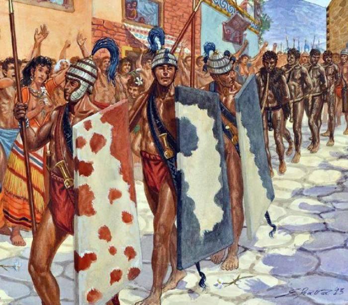 Минойская культура и сегодня поражает своим развитием. /Фото: topwar.ru