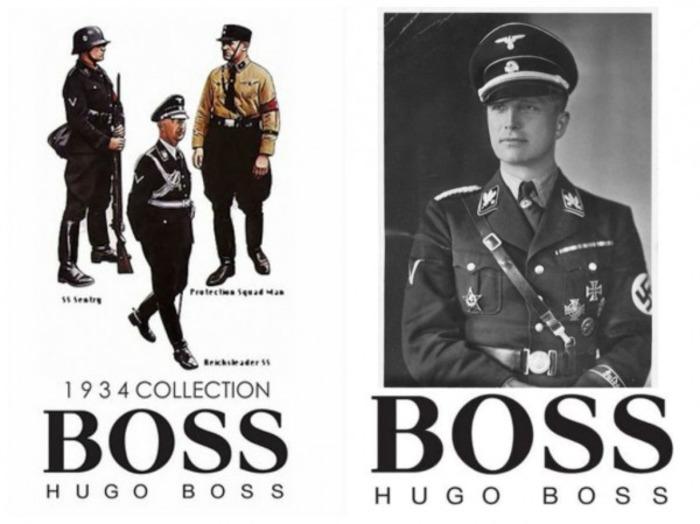 Знаменитый бренд одевал всю немецкую армию. /Фото: bigmir.net