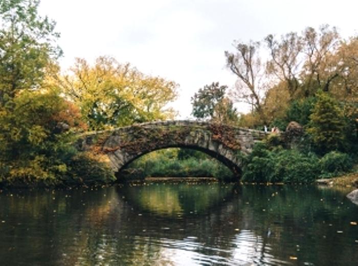 Нью-йоркский мост Гэпстоу. /Фото: rambler.ru